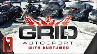GRID Autosport Career Mode - 13 - Racing Wheel, Open Wheel