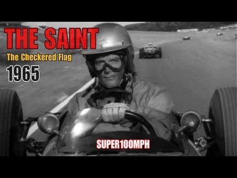 THE SAINT The Checkered Flag (1965)