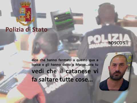 """""""U catanisi"""" delle scommesse LE INTERCETTAZIONI"""