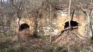 Uniontown (PA) United States  city photos gallery : Abandoned beehive coke ovens Bitner Uniontown Pennsylvania