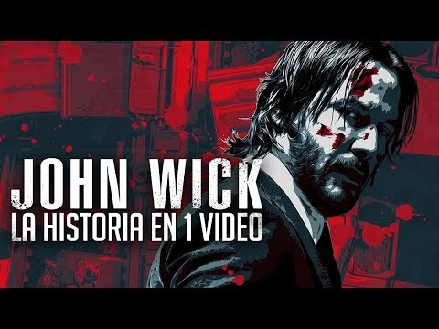 John Wick 1 y 2: La Saga en 1 Video
