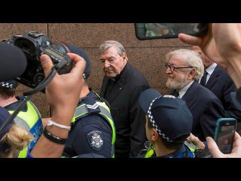 Australien: Kardinal Pell erhält sechs Jahre Haft weg ...