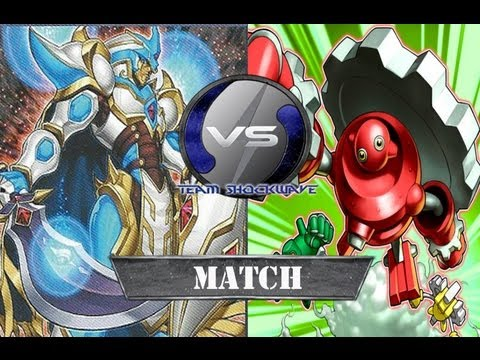Lightray (YourYugiohChannel) vs Machina Gadgets (Mkohl40) Match