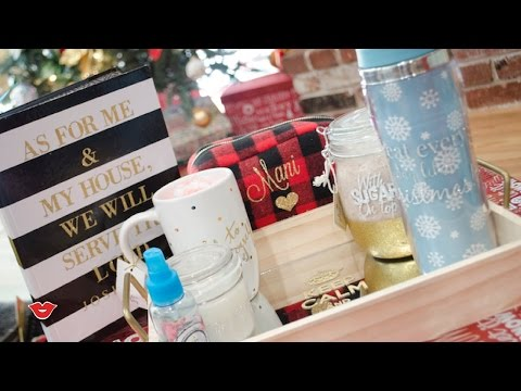 10 DIY Holiday Gifts for Mom! | Tay from Millennial Moms