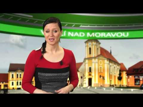 TVS: Zpravodajství Veselí nad Moravou - 5.4.2016