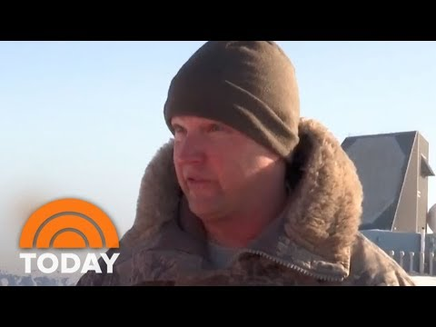Cold War-Era US Air Base In Greenland Gets A Second Act | TODAY