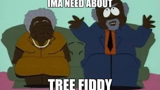 South Park Locness Monster Needs Tree Fiddy (Original Story)