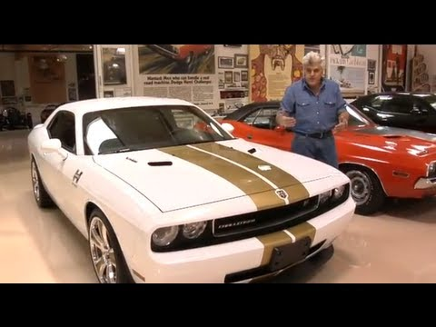 challenger - The legendary brand returns to limited edition muscle. Subscribe NOW to Jay Leno's Garage: http://full.sc/JD4OF8 Check out the Official Jay Leno's Garage Sit...