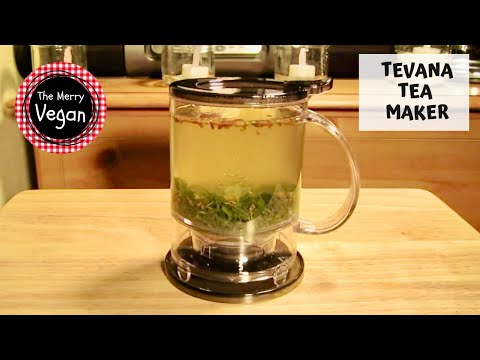 TEAVANA PERFECT TEA MAKER  - ( Demo & Review)  ✅