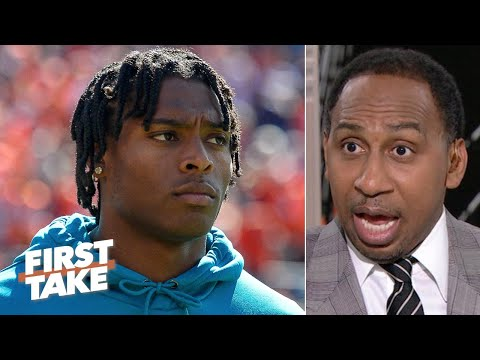Jalen Ramsey won't impact the Rams this year, the offense is the problem - Stephen A. | First Take