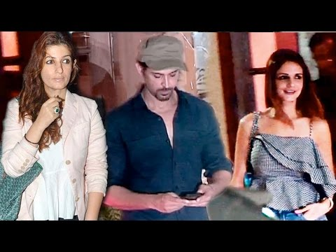 Video Hrithik Roshan Parties With Ex-Wife Sussanne Khan download in MP3, 3GP, MP4, WEBM, AVI, FLV January 2017