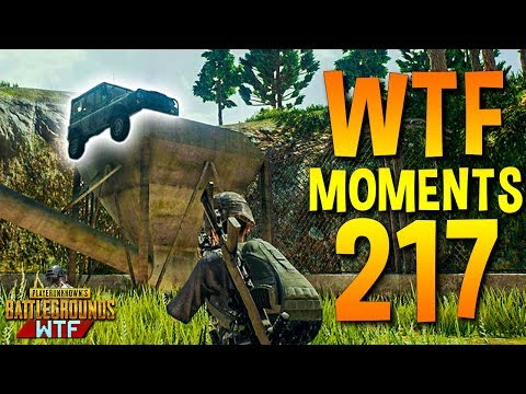 PUBG Daily Funny WTF Moments Highlights Ep 217 (playerunknown's battlegrounds Plays) (видео)