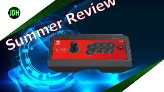 Summer Review - Real Arcade Pro V Hayabusa pour Nintendo Switch avec Ken Bogard