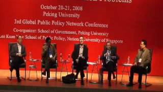 Harmonizing Globalization - Seeking Solutions To Common Problems: Day Two - Pt 7