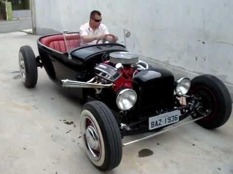 Lakester T Bucket Rene Dias Rafael Diesel V8 Curitiba