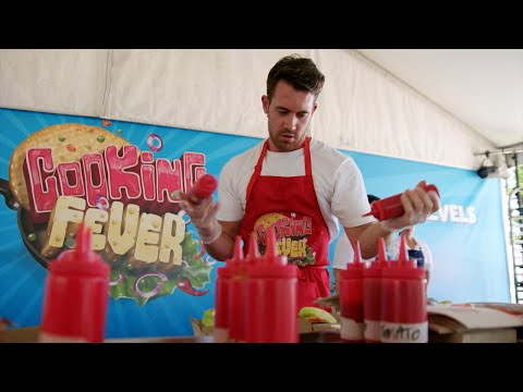 Cooking Fever MaterChef Event Many Beach