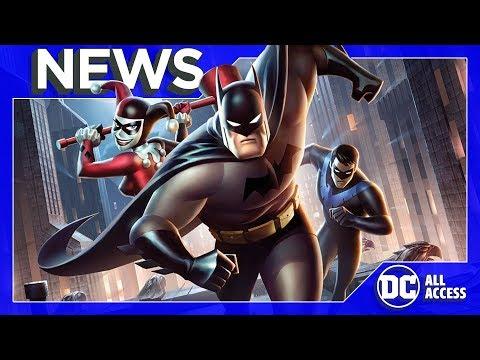 Batman and Harley Quinn (Clip 2)