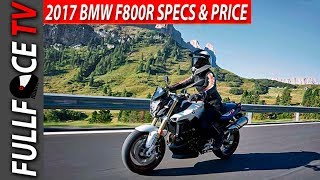 7. 2017 BMW F800R Review Specs and Price