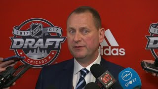 Treliving: You have to give to get, price for Hamonic worth it