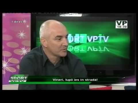 Emisiunea Sport VPTV – Valeriu Răchită și Andrei Voloșevici – 16 februarie 2015