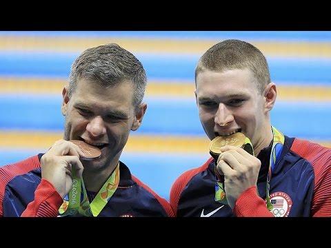 Ρίο 2016: Τα μετάλλια στην κολύμβηση