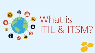 What is ITIL and ITSM?