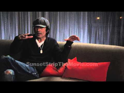 EXCLUSIVE: Tommy Lee on Sex, Girls and The Sunset Strip