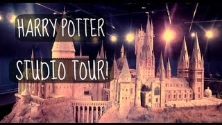 A Magical Day At The Harry Potter Studio Tour!