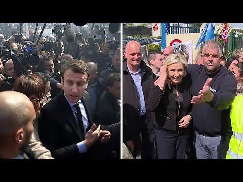 Γαλλία: Αντιπαράθεση Μακρόν και Λεπέν για την Whirlpool