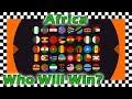 Africa Race 3 of 5 Algodoo