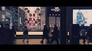 DJI Osmo Pocket Video Test Ginza Shibuya Yokohama