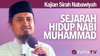 Video Kajian Sejarah Nabi Muhammad: Prolog (Fiqih Siroh) - Ustadz Abdullah Zaen, MA MP3, 3GP, MP4, WEBM, AVI, FLV September 2018