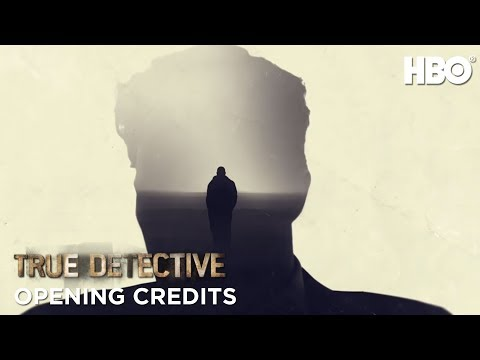 True Detective Season 1: Opening Credits (HBO)