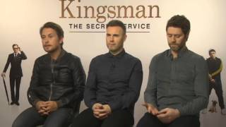 Take That Share Their Advice For One Direction