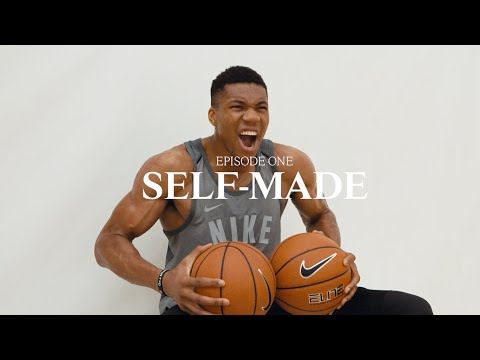 Self-Made | I Am Giannis, Episode 1 | Nike