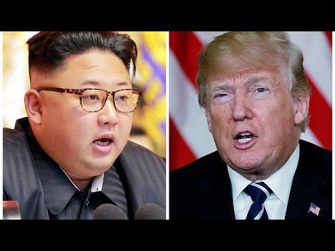 Η Πιονγκγιάνγκ απειλεί να ματαιώσει τη Σύνοδο Κορυφής με τον Τραμπ…