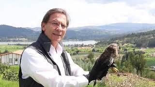 Director Ricardo López en Liberación de Águila Aliancha