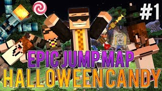 [OUT NOW] Epic Jump Map: Halloween Candy ep1 w/ SkyDoesMinecraft, Deadlox and MinecraftUniverse