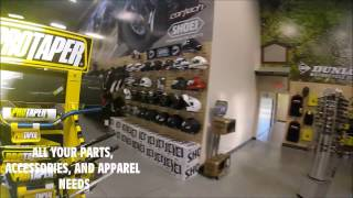 9. Mountain Motorsports Mall of GA ride through