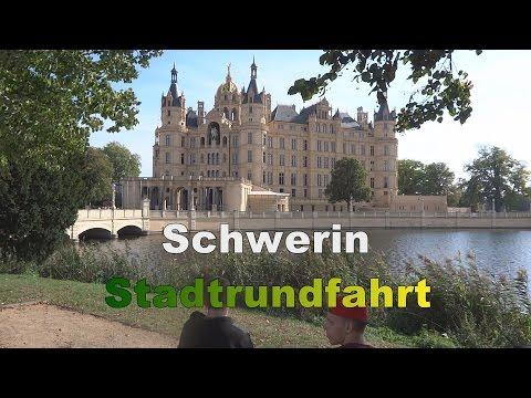 Schwerin: Stadtrundfahrt mit Erklärung durch Stadtführer