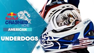 The American Underdogs of Red Bull Crashed Ice - YouTube