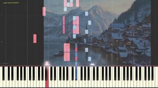 Ностальгия - F. Marso (Ноты и Видеоурок для фортепиано) (piano cover)