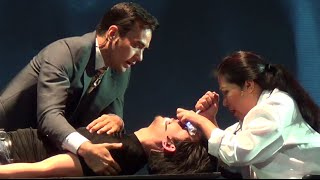 A play on HIV/AIDS tackles love, devotion, heroism