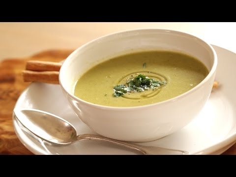 Beth's Vegan Broccoli Soup (COLLAB WITH HOT FOR FOOD!)