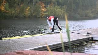 Florian Eidams hat ein Ziel: als Ruderer an Olympia 2016 teilnehmen. Sein Leben gilt dem Spitzensport entschieden. Was ihn fasziniert, worauf er verzichtet.
