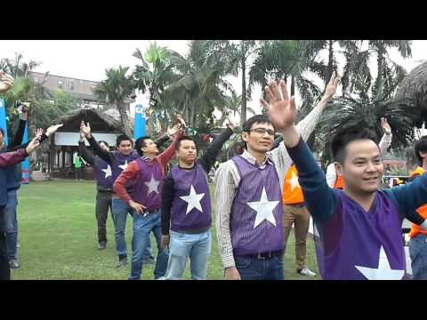 Team building Vincom - Asean Resort