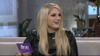 Meghan Trainor Talks Body Image