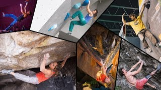 Puccio, Ondra, McColl, Hukkataival... We got them all! OnBouldering Digest 09/07/2017 by OnBouldering