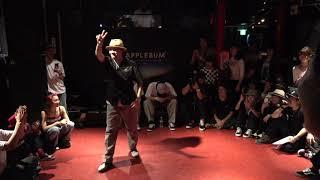 Yuzuru, Kite, KELO – HOT BOX vol.2 Judge Move