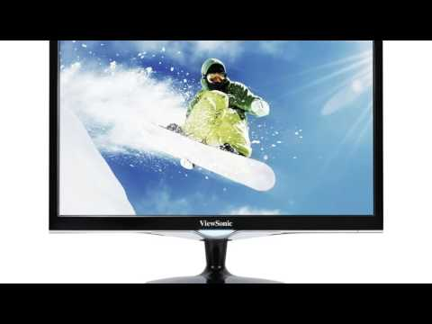 ViewSonic VX2252MH - LED monitor - 22